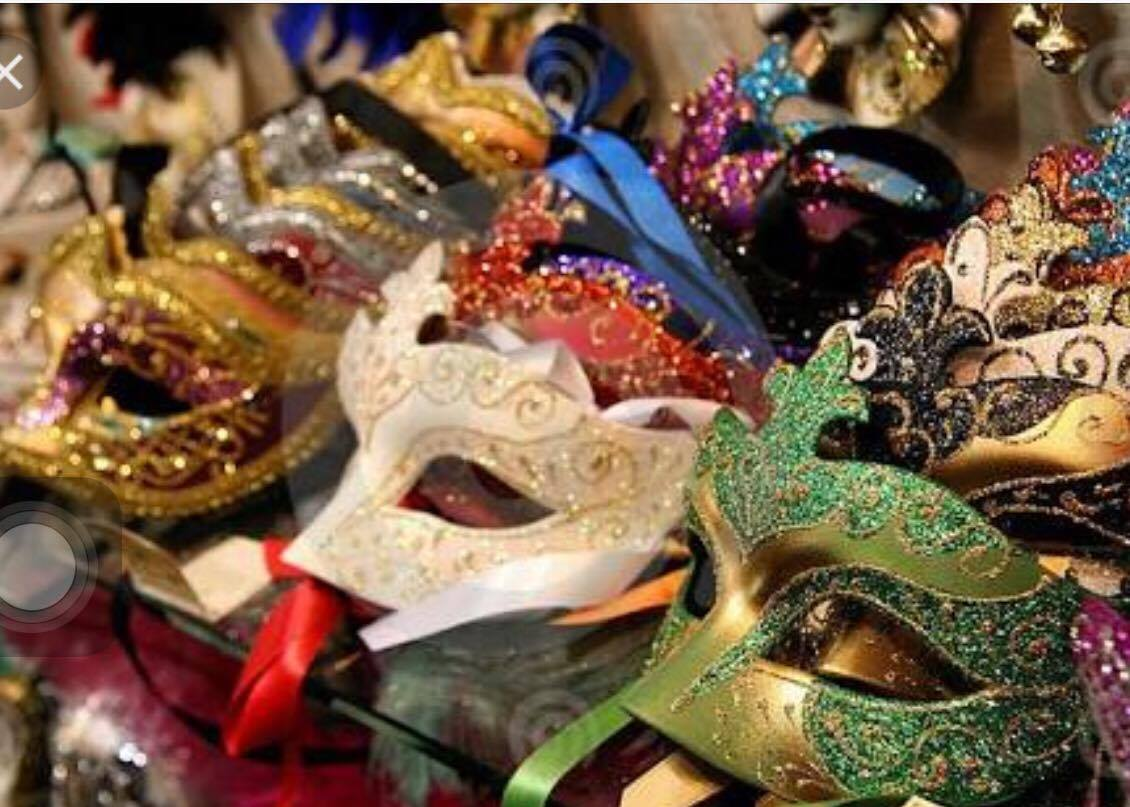 727a42d5a4fb What to Wear to A Festive Masquerade Night?
